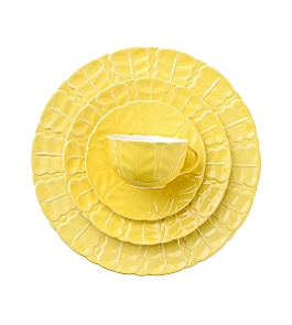 Anthropologie Cabbage Dinnerware
