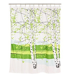 Anthropologie Kaiku Shower Curtain