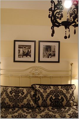 Audrey Hepburn art prints noir bedroom bedhead