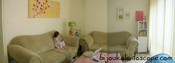Thumbnail of my living room in Nov 2007