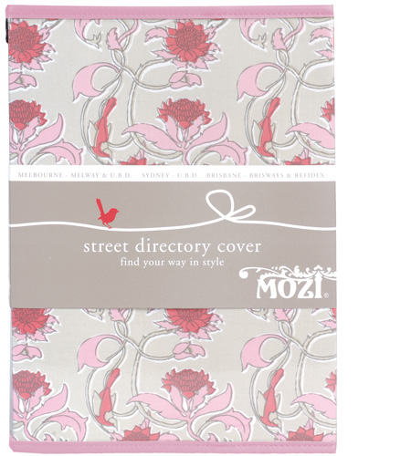 Mozi street directory covers