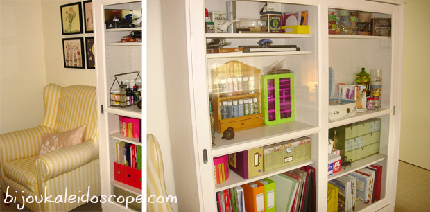 Craft cabinet view of my home office Mar 2008