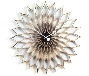 The Sunflower Birch Clock from the Conran Shop.