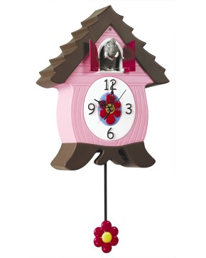 The EleCoo Clock by Elle DeVilla from Luna Baby Products LLC