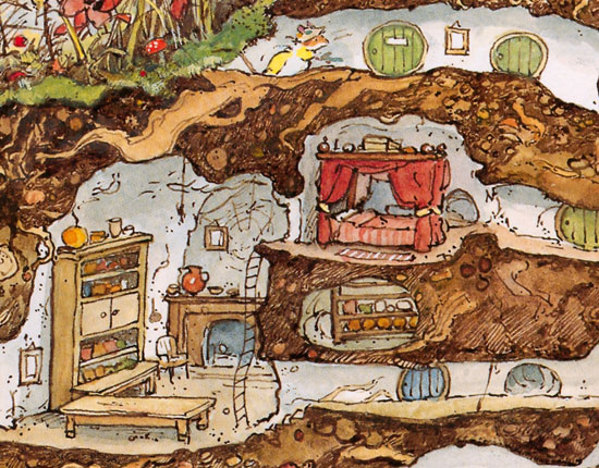 Scanned from a Brambly Hedge book, the Autumn Story by Jill Barklem.