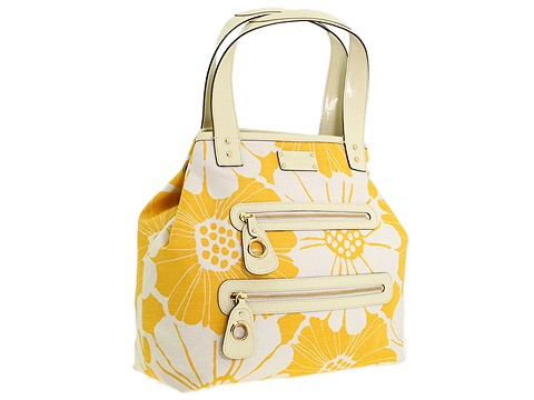 The Bloomington Sunflower bag by Kate Spade