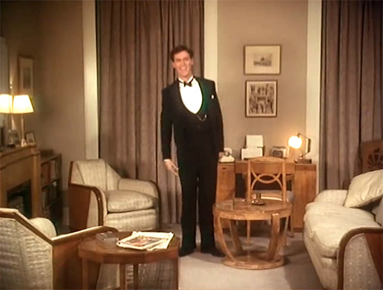 Jeeves living room, Jeeves & Wooster