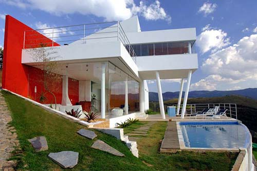 Surprising Super Modern House As Dollhouse Bijou Kaleidoscope Largest Home Design Picture Inspirations Pitcheantrous