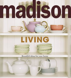 Madison Living magazine