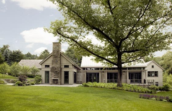 Walker Meadow, via Hutker Architect.