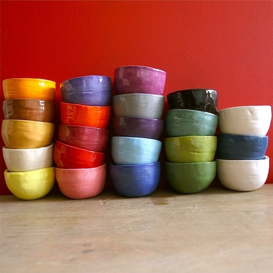 Bowls by Etsy: Tracy Sam