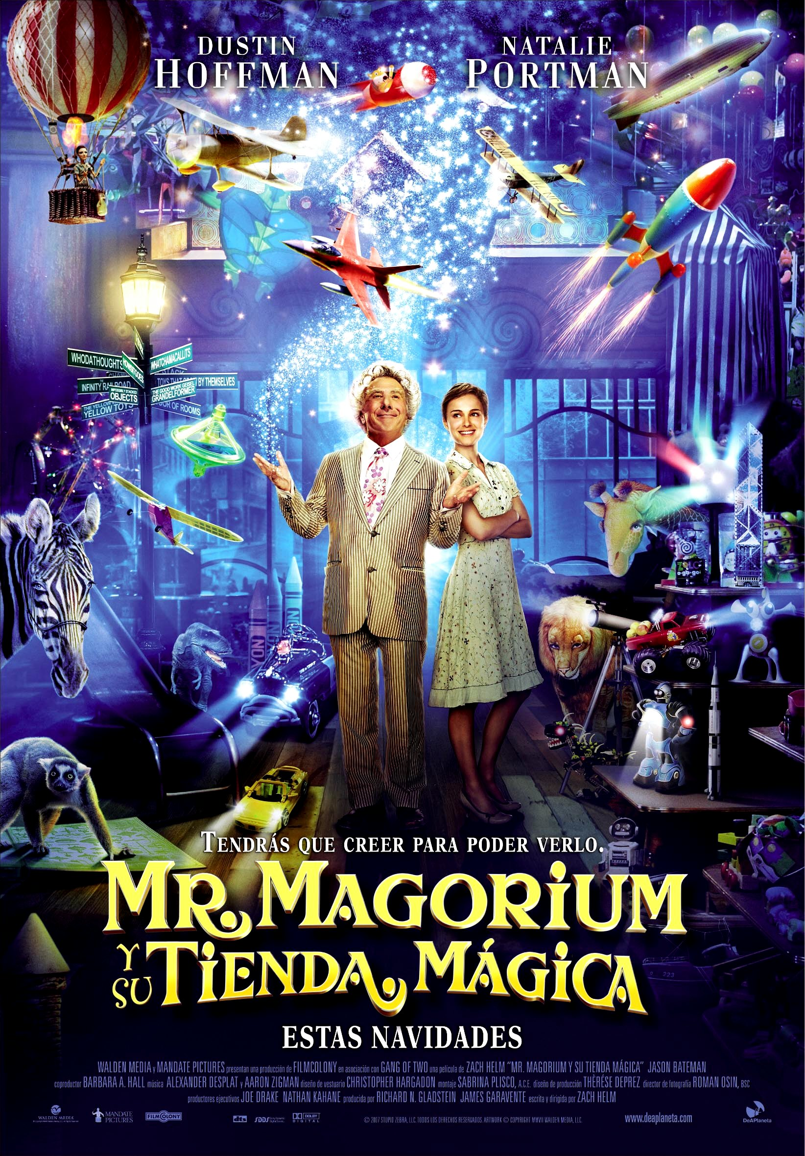 Mr Magorium's Magical Emporium