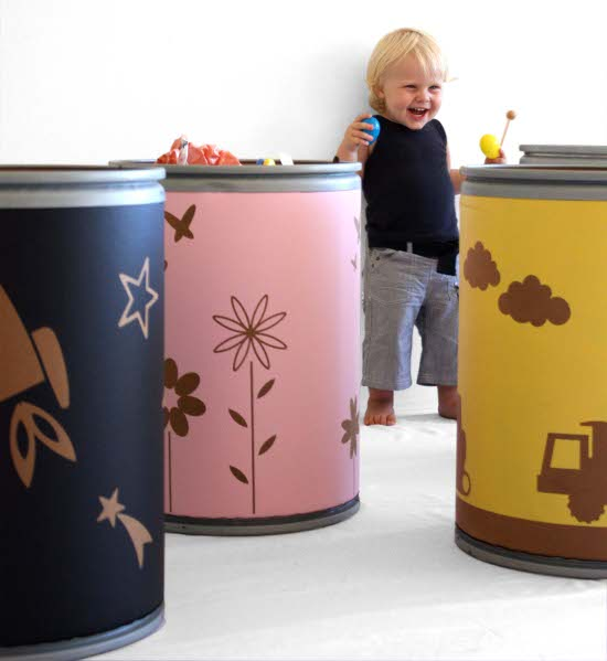 Pomdrums, via babyology