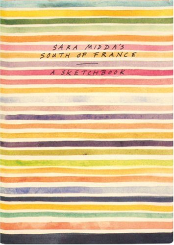 My Sara Midda Sketchbook Cover
