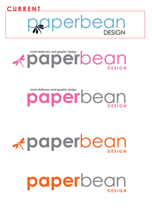 Paperbean Design relogo_Aug2007