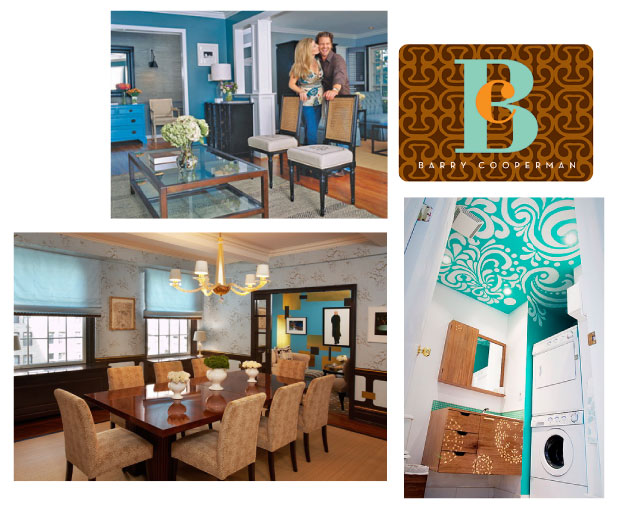 decor8 turquoise and brown