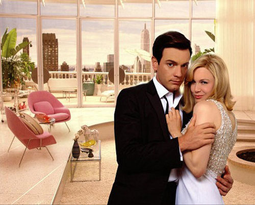Down with Love starring Ewan Macgregor and Renée Zellweger