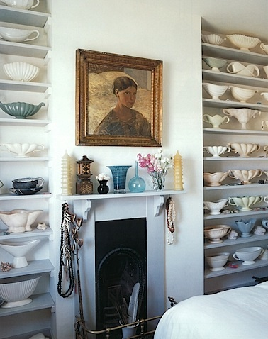 Collection of Raynham vases