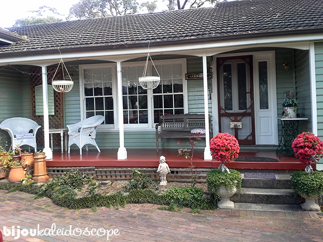My in laws front porch @bijoukaleidoscope
